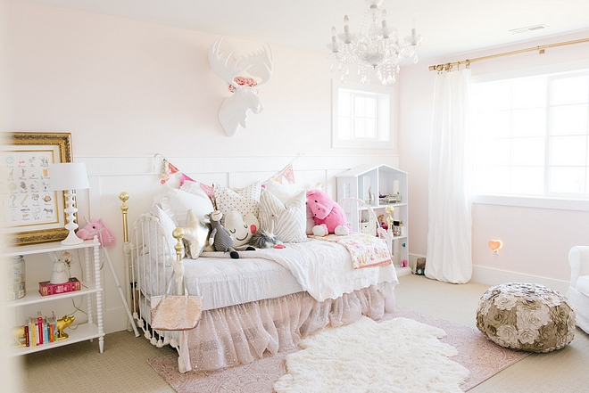 #Pinkbedroom