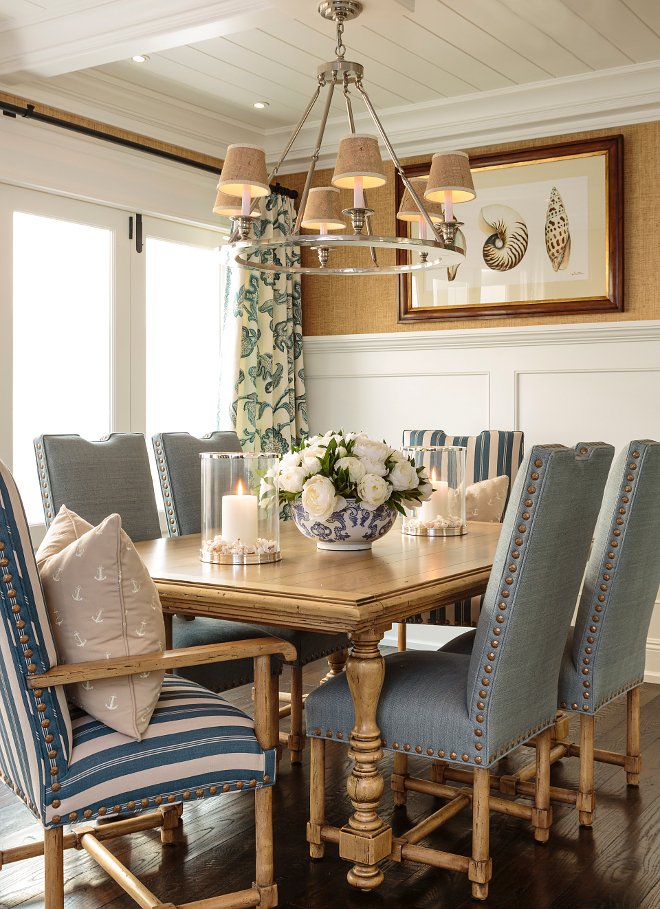 Home Interior Design Ideas: Classic Coastal Interior Inspiration