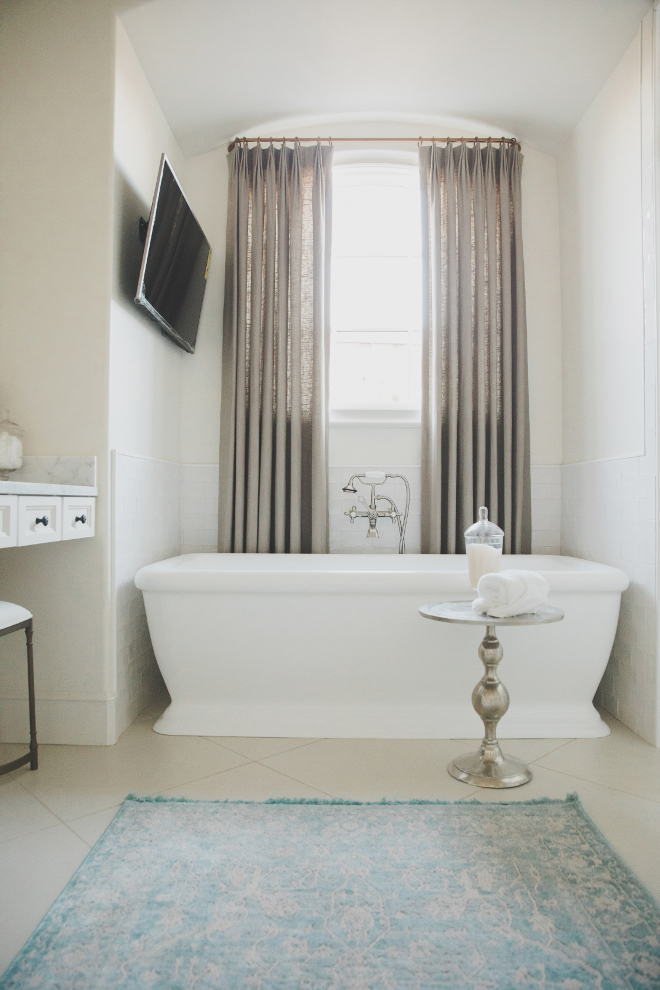 French Bathroom with arched bath nook French Bathroom French Bathroom French Bathroom French Bathroom French Bathroom #FrenchBathroom #bathnook