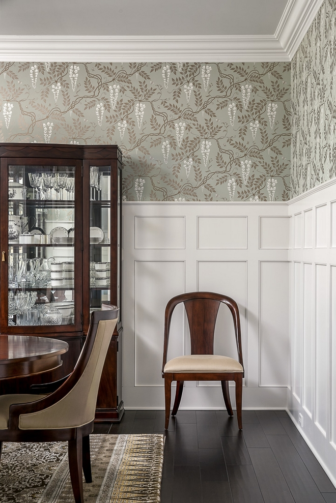 Dining Room Wallpaper Dining Room Wallpaper Dining Room Wallpaper Farrow and Ball Wallpaper Dining Room Wallpaper #DiningRoom #Wallpaper