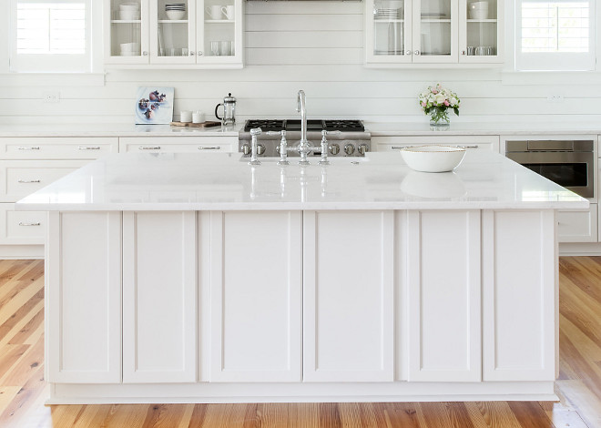 White Quartz Countertop Kitchen White Quartz Countertop White Quartz Countertop White Quartz Countertop #WhiteQuartz #Countertop
