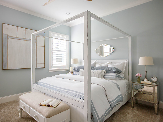 Benjamin Moore Pale Smoke Best Bedroom Paint colors Benjamin Moore Pale Smoke Benjamin Moore Pale Smoke #BenjaminMoorePaleSmoke #bedroom #paintcolors