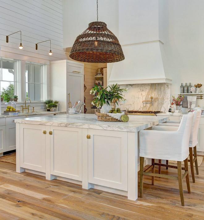 Kitchen Design Trend Keep It Costal: Coastal Farmhouse Kitchen Trend