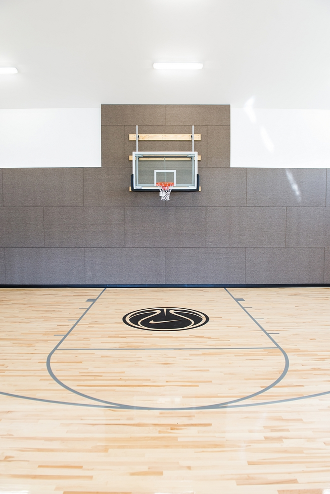 Basket court wall protection ideas all details on Home Bunch blog