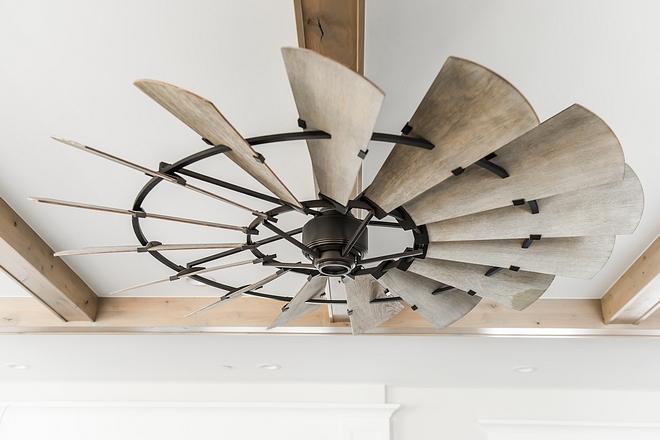 Best ceiling fans modern farmhouse ceiling fan source on Home Bunch blog