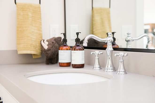 Raw concrete Bathroom Countertop bathroom countertop