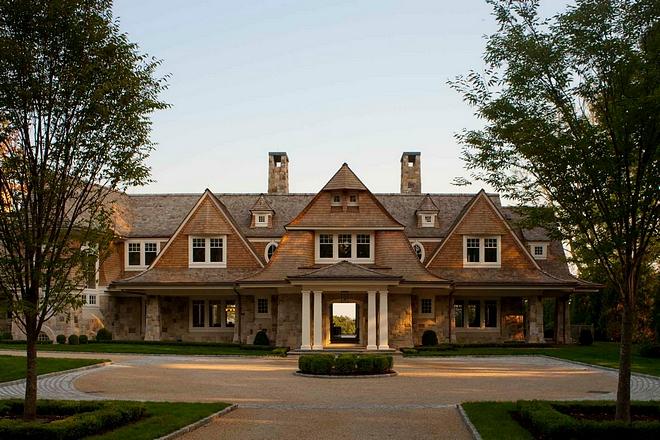 Symmetrical roof