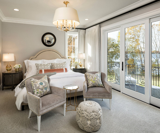 Benjamin Moore HC-170 Stonington Grey Bedroom Benjamin Moore HC-170 Stonington Grey Bedroom Benjamin Moore HC-170 Stonington Grey Bedroom #BenjaminMooreHC170Stonington #GreyBedroom