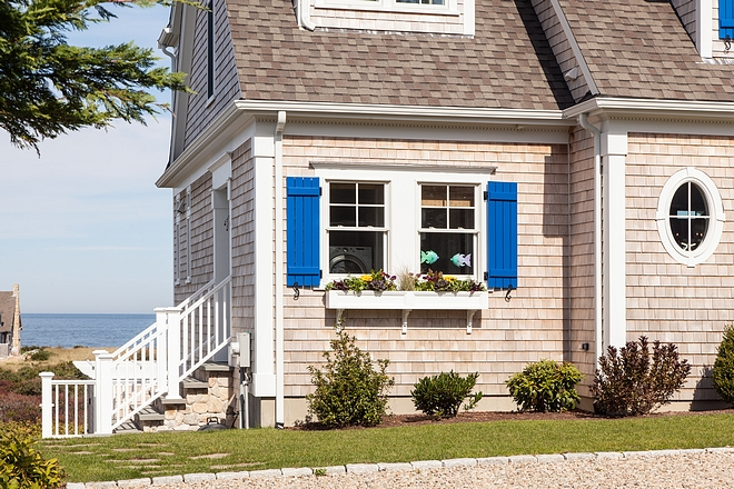 Shingle Cottage Design