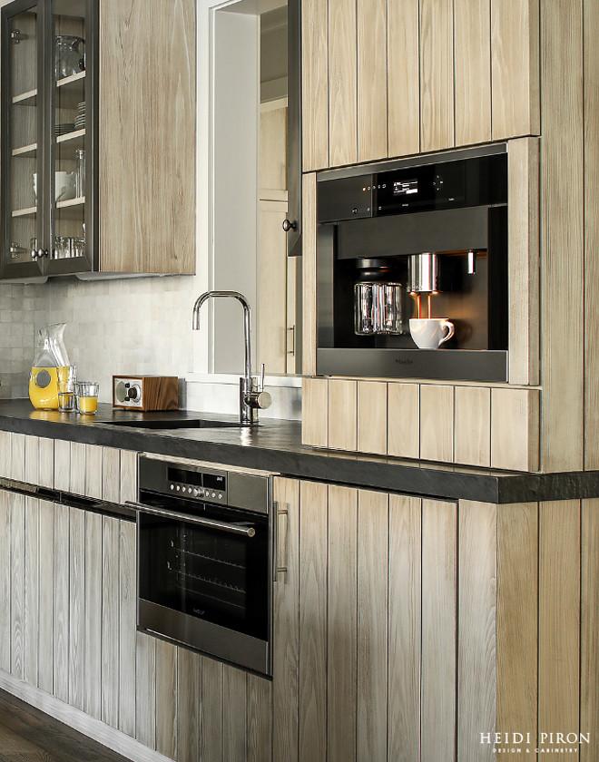 Kitchen Coffee Station Miele Built-in Coffee Maker Kitchen Coffee Station #Kitchen #CoffeeStation #Miele #BuiltinCoffeeMaker