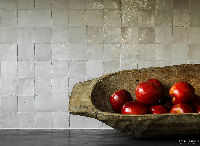 Hand glazed Backsplash Hand glazed Tile Tile Backsplash #Tile #Backsplash #Handglazedtile