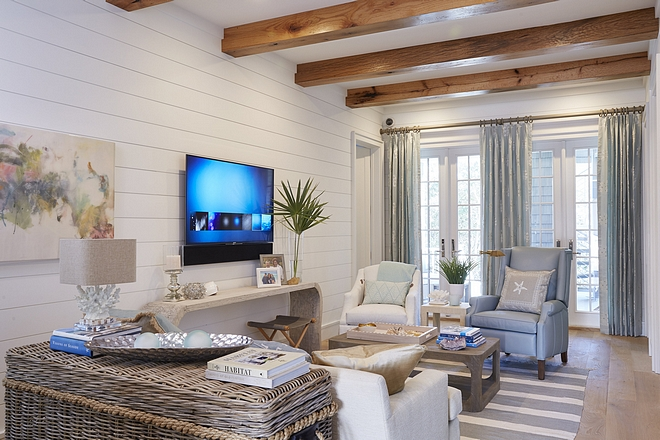 Coastal inspired Shiplap Family Room Coastal farmhouse Coastal inspired Shiplap Family Room Coastal inspired Shiplap Family Room Coastal inspired Shiplap Family Room #Coastalinspired #Shiplap #FamilyRoom #coastalFamilyRoom #shiplapFamilyRoom