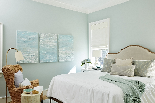 Best soothing bedroom paint colors Sherwin Williams Sea Salt Best soothing bedroom paint colors Sherwin Williams Sea Salt Best soothing bedroom paint colors Sherwin Williams Sea Salt #Bestsoothingbedroompaintcolors #SherwinWilliamsSeaSalt