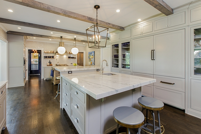 Kitchen island with prep sink Dimensions Kitchen ilsland with prep sink Dimension ideas all details on Home Bunch #KitchenprepsinkislandDimensions #Kitchenilslanddimension