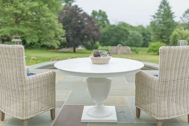 Outdoor furniture source on Home Bunch #outdoorfurniture