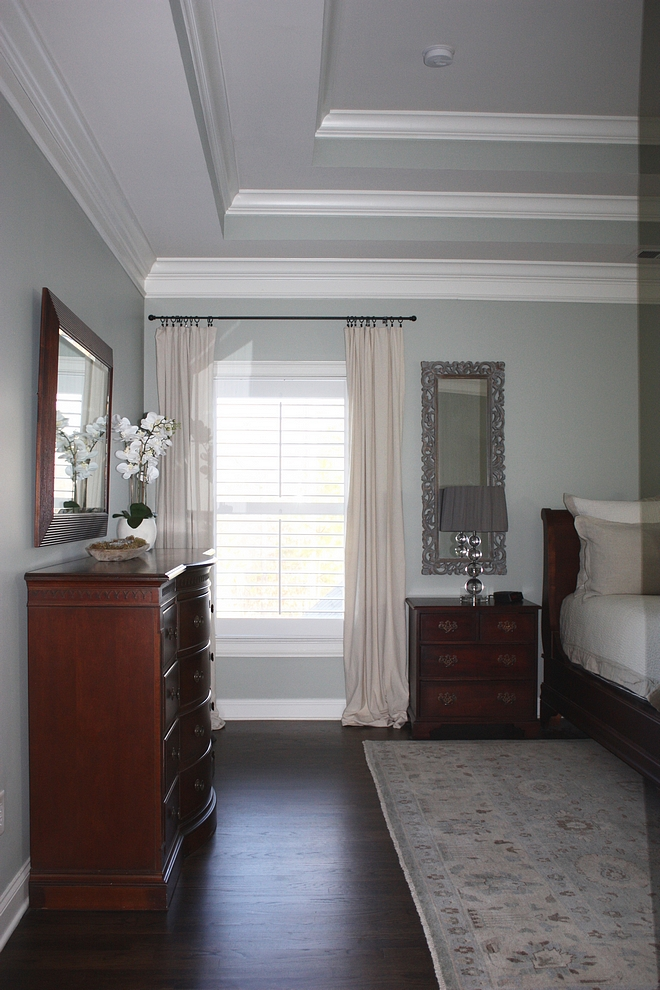 Grey Bedroom Paint Color