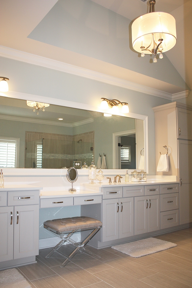 Wall color Sherwin Williams 6204 Sea Salt