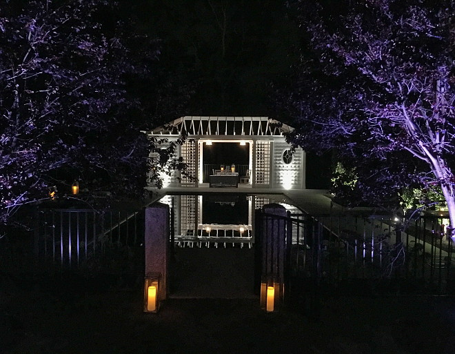 Landscaping lighting