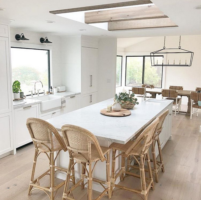 Natural Counterstools Natural Counterstools Natural Counterstools  #Naturalcounterstools. Counterstools: Serena And Lily