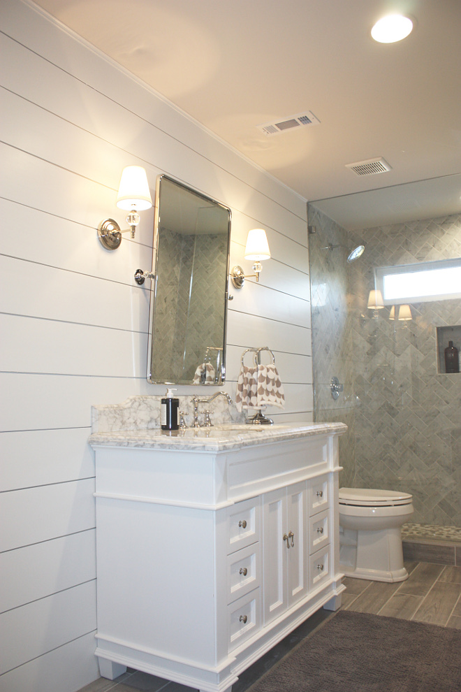 Shiplap Bathroom Ideas Shiplap Bathroom Ideas Shiplap Bathroom Ideas #ShiplapBathroom #BathroomIdeas #shiplap