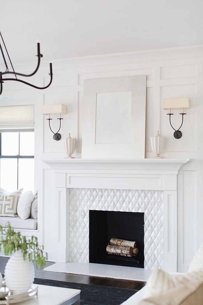 Fireplace Sconces Fireplace Sconce Ideas Fireplace Sconces Fireplace Sconces source on Home Bunch #FireplaceSconces #Fireplace #Sconces