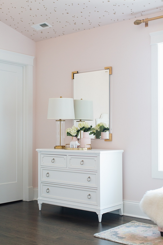 Blush Paint Color Wild Aster by Benjamin Moore