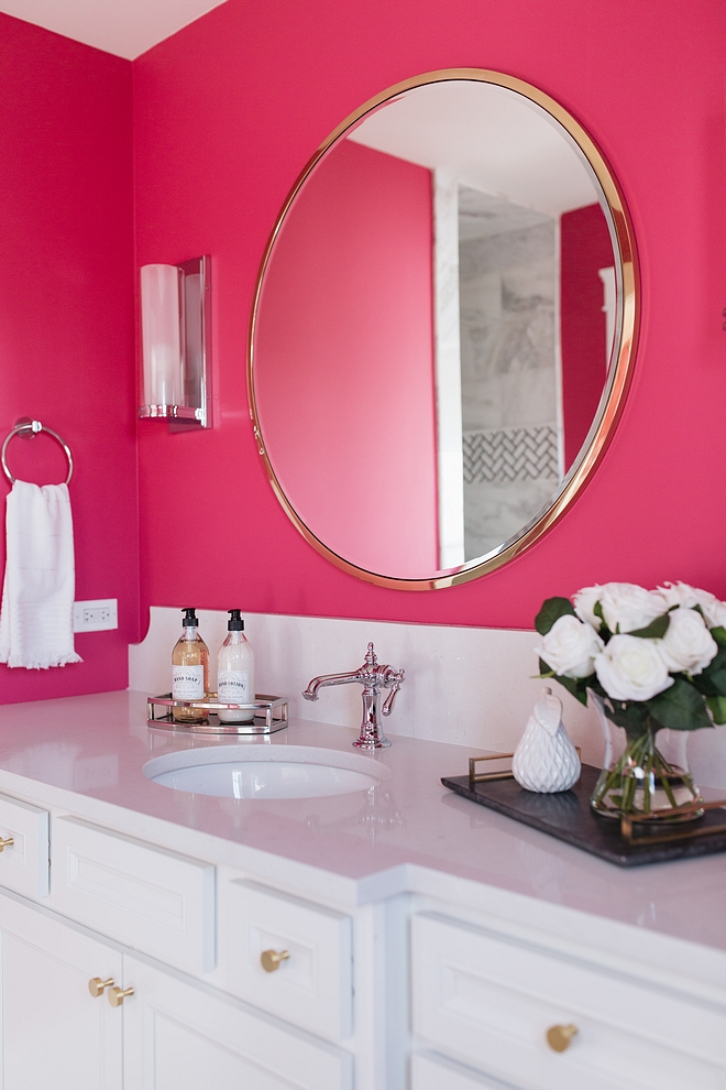 Fuchsia Paint Color Royal Fuchsia by Benjamin Moore