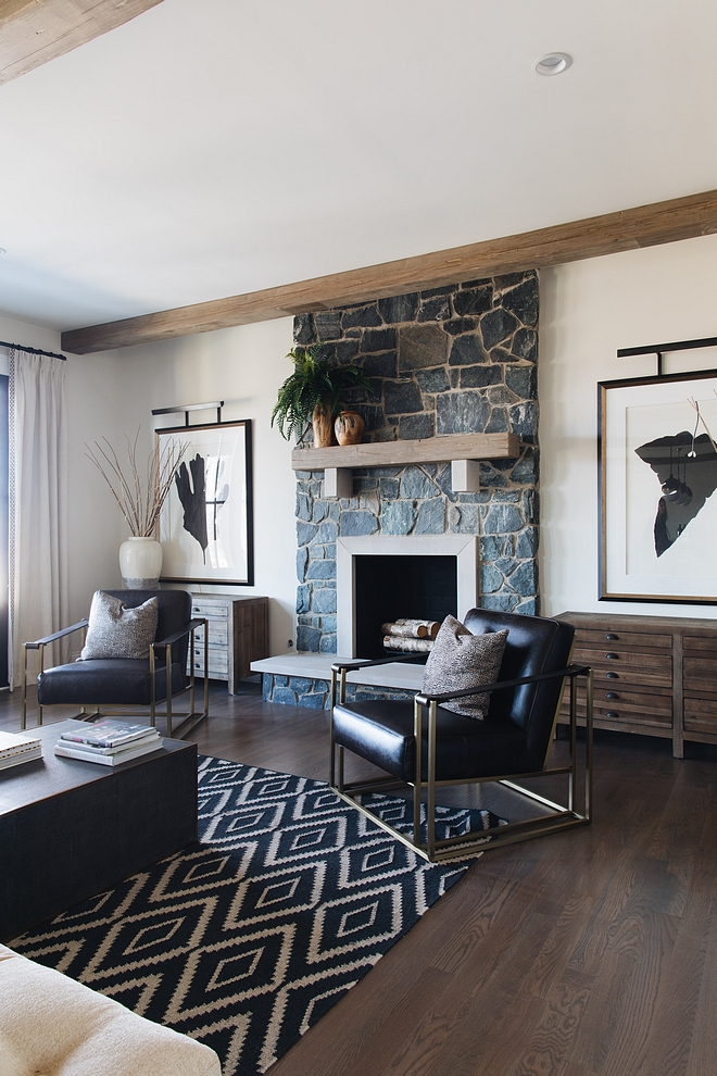 Kilim rug black and white Kilim rug Family Room Rug Kilim rug #Kilimrug #familyroom