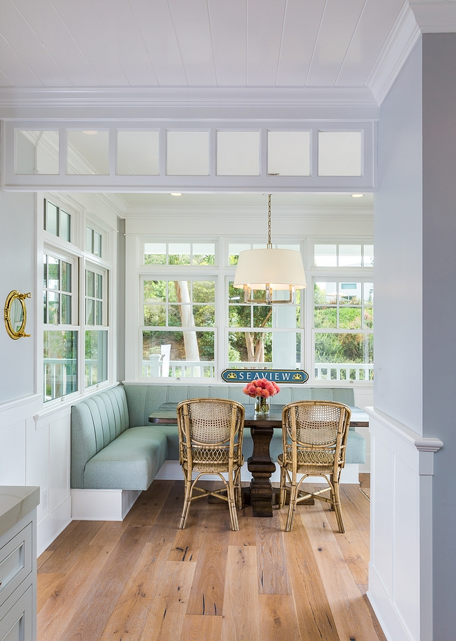 Coastal Breakfast Nook Coastal Breakfast Nook Ideas Coastal Breakfast Nook Coastal Breakfast Nook #CoastalBreakfastNook #BreakfastNook