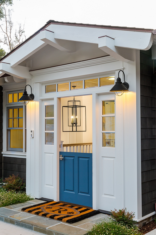 Dutch Doors Front Door Dutch Door Ideas Dutch Door #DutchDoors #frontdoor #DutchDoor