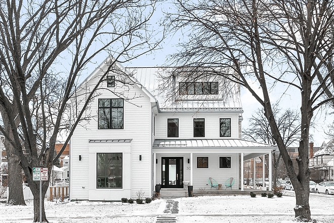 Instagram Interior Design Modern Farmhouse Exterior