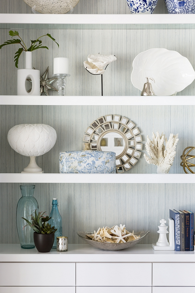 Bookcase Wallpaper source on Home Bunch Bookcase Wallpaper #BookcaseWallpaper