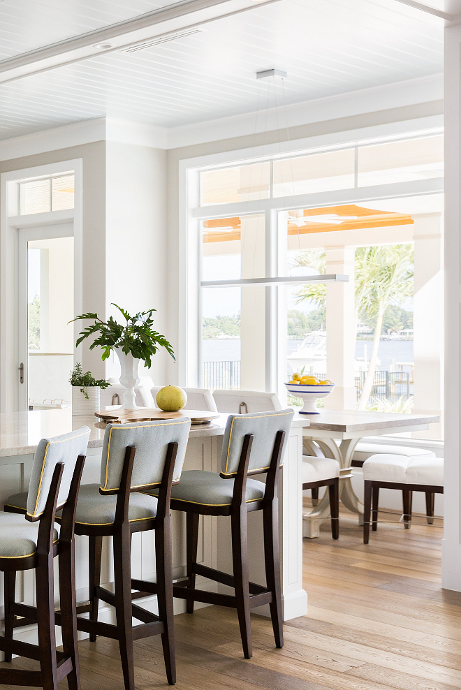 Breakfast Room Beach House Breakfast Room Furniture sources on Home Bunch Breakfast Room #BreakfastRoom