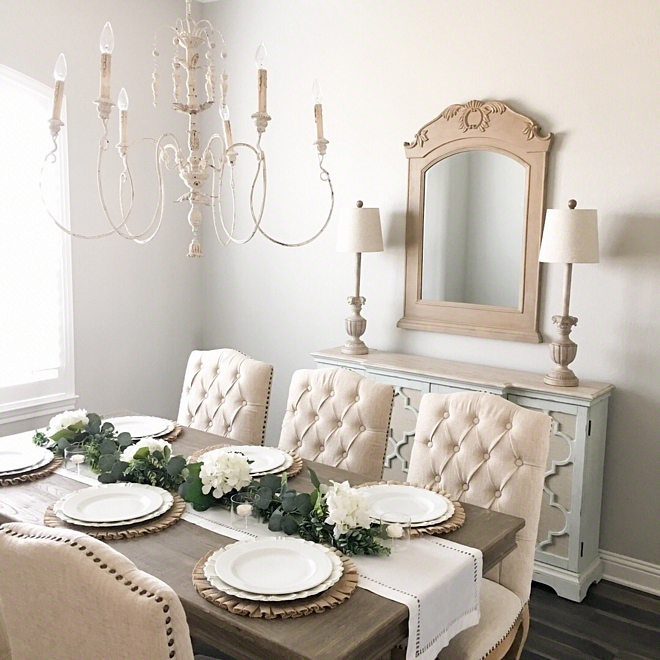 Ivory Chandelier Ivory Chandelier French Chandelier source on Home Bunch #IvoryChandelier #Ivory #Chandelier #Frenchchandelier