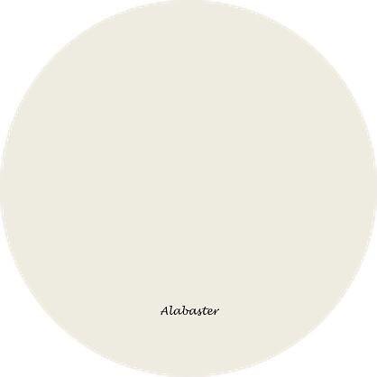 Sherwin Alabaster Color Palette