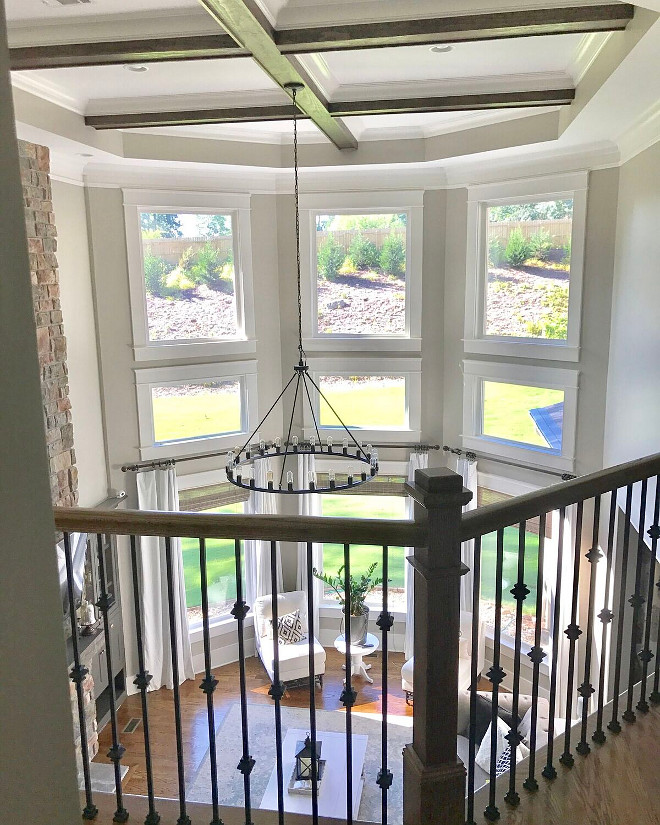 Sherwin Williams Amazing Gray all sources on Home Bunch