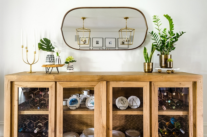 Console Table source on Home Bunch