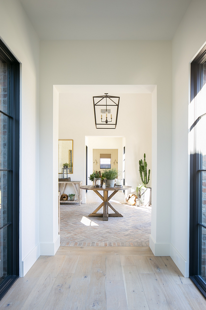 White Dove by Benjamin Moore White Paint color White Dove by Benjamin Moore #WhiteDovebyBenjaminMoore