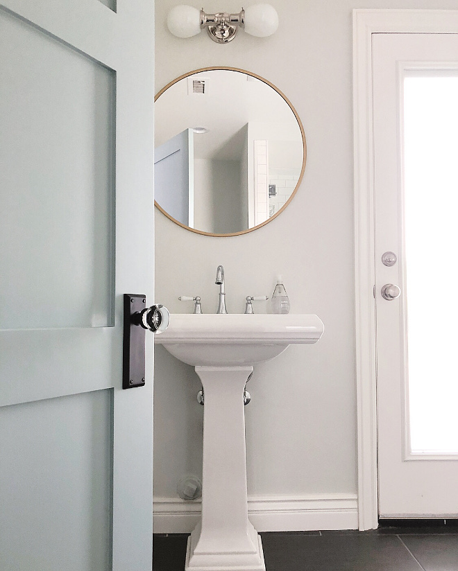 brass bathroom mirrors instagram interior design artfulhomestead home bunch 12158