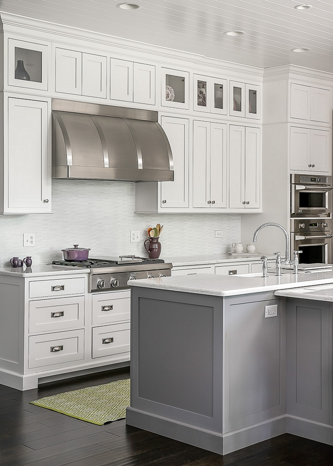 Timber Wolf Benjamin Moore Grey Island Paint Color