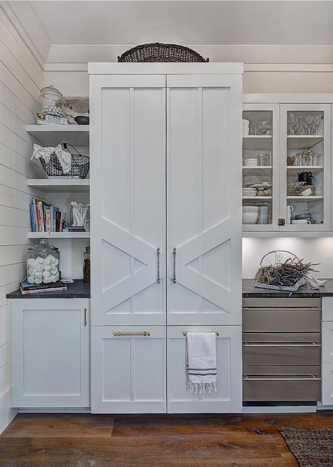 Coastal Farmhouse Kitchen Trend - Home Bunch Interior Design on Rustic:1Gdhjdx6F3G= Farmhouse Kitchen  id=85093